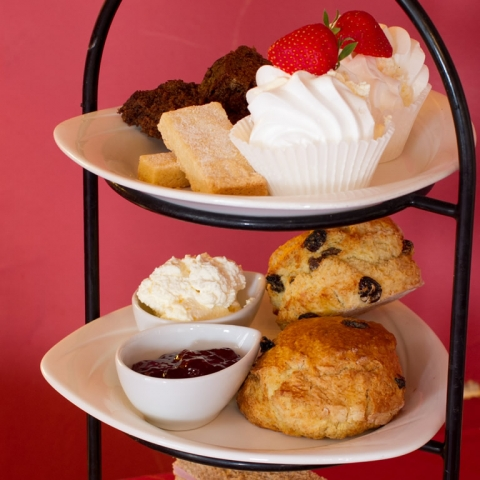 Enjoy Afternoon Tea In Peebles