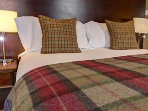 Traditional Sunday Roast and Room Peebles Scottish Borders