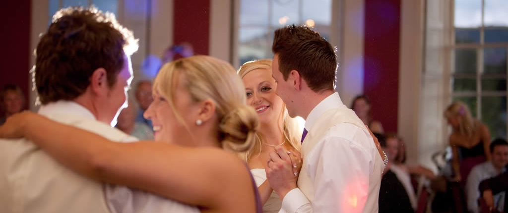 Wedding reception venues in Peebles and the Tweed Valley