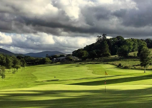 Explore 21 Golf courses In The Scottish Borders