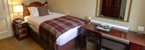 Single Hotel Room Near Peebles Scottish Borders