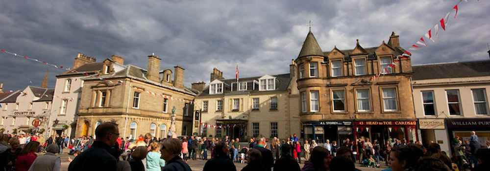 Hotel rooms in Peebles near Edinburgh